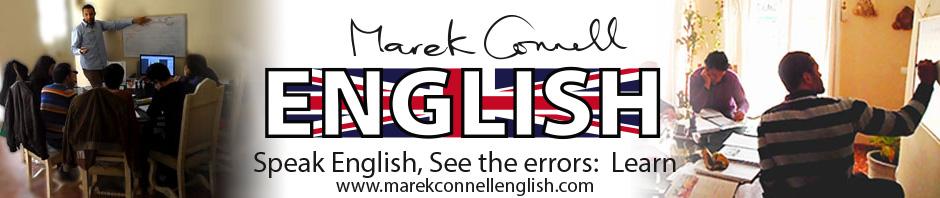 B1 (Intermediate) | Marek Connell English