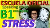 Exámenes Escuela Oficial de Idiomas EOI 2010 STRESS